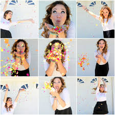 Shopping Ideas by Fun Idea For Any Or Child Photo Shoot Diy Confetti Push