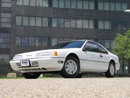 1989 Ford Thunderbird Rides