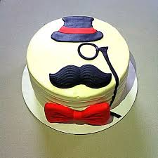 father u0027s day mustache cake moustaches pinterest mustache