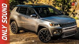 new jeep compass 2017 first test drive only sound youtube