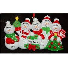 145 best family ornaments images on personalized family