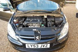 black peugeot for sale private sale 2003 peugeot 307 1 4 petrol 3 door black good