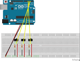 serial reading states of multiple toggle switches arduino