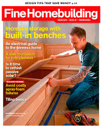 Home Magazine Subscriptions by Magazine Fine Homebuilding