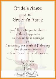 wedding invitation layout 12 wedding invitation sles how to make a cv