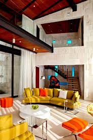 Incredible Yellow Living Room Furniture Using Contemporary Curved - Furniture nearby