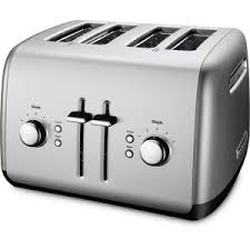 Extreme Toaster Cuisinart 4 Slice Stainless Steel Toaster Cpt 180 The Home Depot