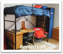 Lofts And Bunks Department Of Residence Housing - Rent bunk beds