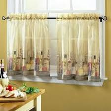 Tuscany Kitchen Curtains by Grape Kitchen Items Pc Grape Vines Kitchen Curtain Set Grape