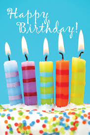 happy birthday candles happy birthday 5 candles postcards package of 25 parable