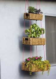Outdoor Wall Hanging Planters by 100 Wall Planters Outdoor Best 20 Vertical Garden Wall
