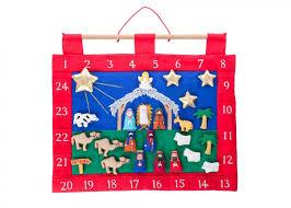 nativity advent calendar nativity fabric advent calendar plaid tidiings