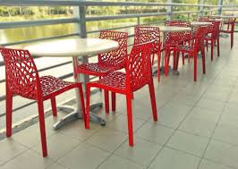 Cafe Chairs Design Ideas Brilliant Cafe Seating With Spyder Chairs Design Combined