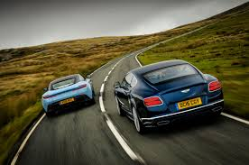 bentley ferrari aston martin db11 vs bentley continental gt speed grand tourers