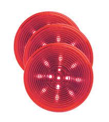 red led marker lights grote g1031 2 5 led red clearance marker light toledo spring