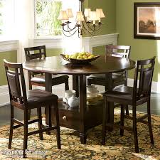 Louis Philippe Dining Room Furniture Northfield Counter Height Dining Set