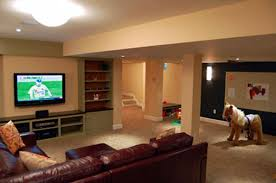 Basements By Design Home Design Ideas - Family room in basement