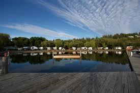 wood lake rv park marina rving travel columbia