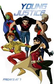 young justice young justice what i do by aznbebop on deviantart