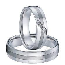 titanium wedding band reviews aliexpress buy 1 pair silver white gold
