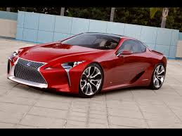 new lexus coupe 2015 price 2012 lexus lf lc hybrid sport coupe concept front and side