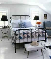 fer forgé chambre coucher lit en fer forgé pour votre chambre de rêve lits en fer noir lit