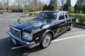 lexus jdm 1988 toyota century 1988 jdm rhd vip toyota century classic lexus