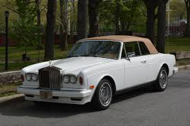 roll royce thailand 1995 rolls royce corniche for sale 1824612 hemmings motor news