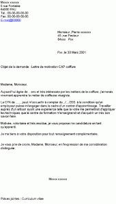 lettre de motivation cap cuisine evier cuisine review
