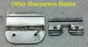 clipper blade sharpening scissor sharpening clipper repair