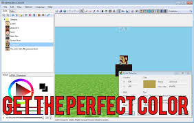 how to select the correct color for minecraft skins minecraft blog