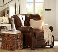 Pottery Barn Erie Pa Best 25 Leather Recliner Chair Ideas On Pinterest Leather
