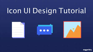 3 ui icon design in sketch tutorial quick learn youtube