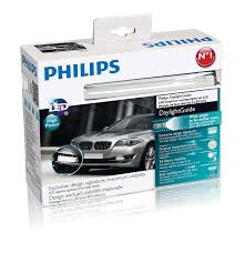 Philips Led Light Bar by Daylightguide Led Daytime Running Lights 12825wledx1 Philips