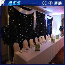 wedding backdrop logo free logo 2015 promotional led light starry sky lighting wedding