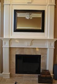 wood tile fireplace dact us