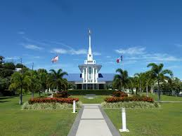 Lds Temples Map Papeete Tahiti Temple