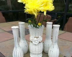 Vintage Vases Wedding Wedding Vases Etsy