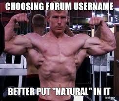 Female Bodybuilder Meme - bodybuilding puns