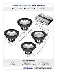 diagrams 750945 4 channel amplifier wiring diagram u2013 amplifier