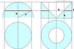 kugeloberfl che berechnen kugeloberfläche formel 60 images badezimmer funkuhr bnbnews co