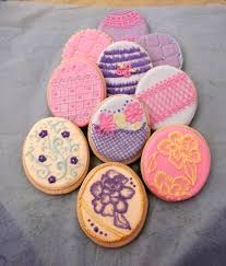 Decorate Easter Cookies Videos by 12 Best Easter Cookies Images On Pinterest Easter Cookies
