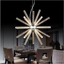 Metal Pendant Lights Discount Creative Modern Minimalist Modern Led Hanging Pendant