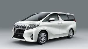 mpv car toyota india looking to launch luxury premium alphard mpv