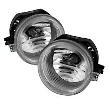 Fog Lights Amazon Com Spyder Auto Fl Dch05 C Dodge Clear Oem Fog Light
