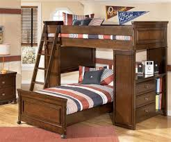 teen bunk beds with desk and couch intersafe