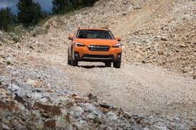 subaru legacy off road 2018 subaru crosstrek first drive still brilliant but for one