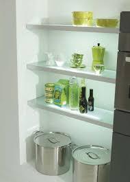etagere en verre pour cuisine cuisine les meubles hauts s allègent côté maison