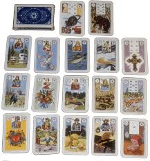 cards fortelling and tarot decks