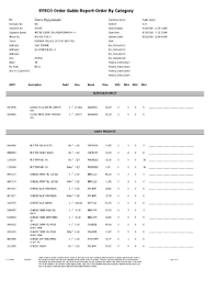 Wholesale Price Sheet Template Sysco Foods Price List Fill Printable Fillable Blank